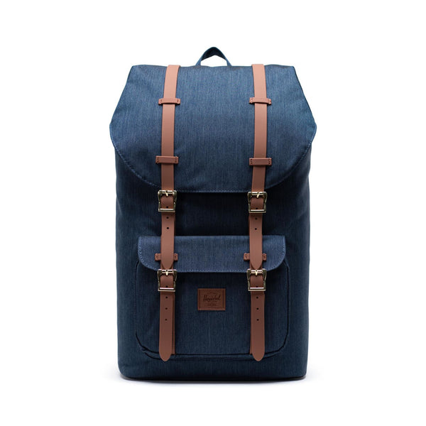 Herschel Little America Backpack - Indigo - Born Store