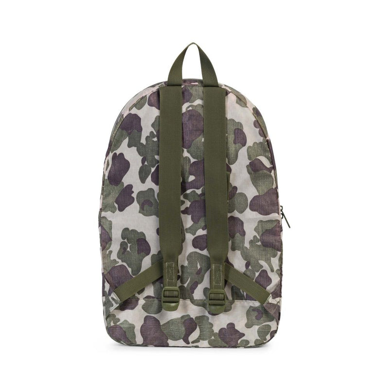 Herschel Packable Backpack - Frog Camo - Born Store