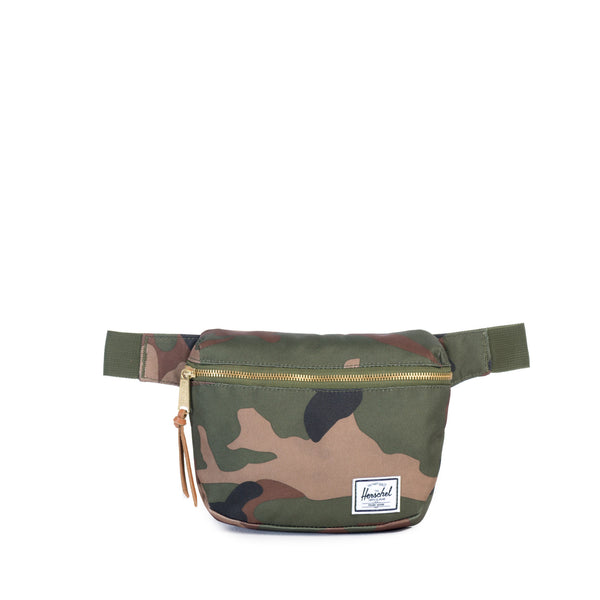 Herschel Fifteen Hip Pack - Woodland Camo