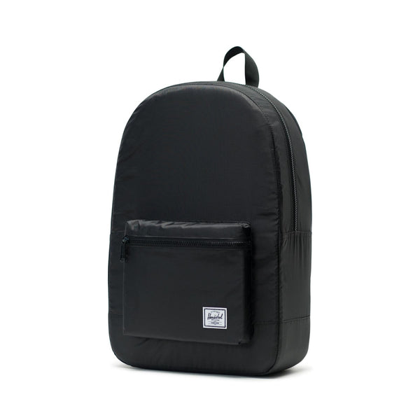 Herschel Packable Backpack - Black - Born Store