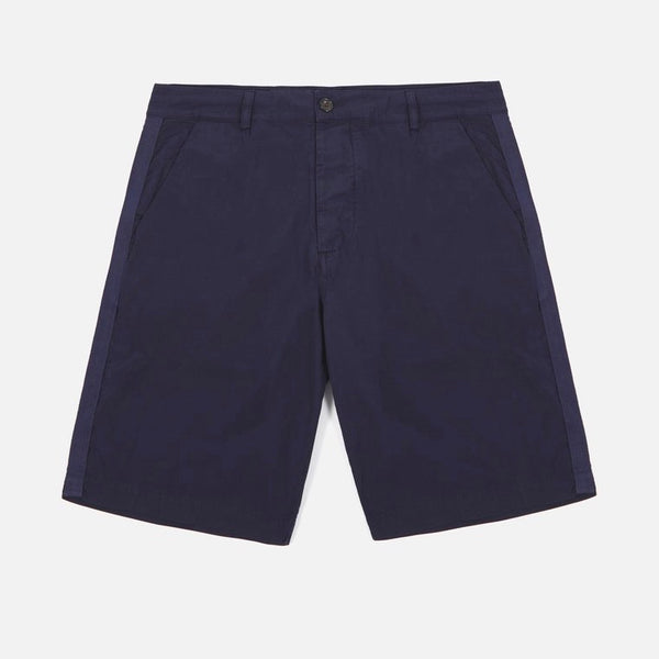 Universal Works Walk Short - Navy - Born Store