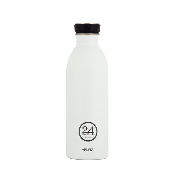 24 Bottles 500ml - White - Born Store