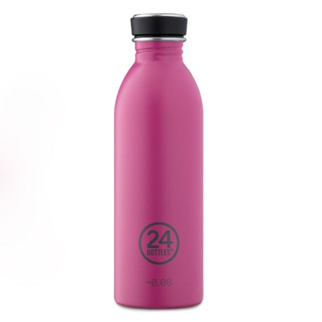 24 Bottles 500ml - Passion Pink - Born Store
