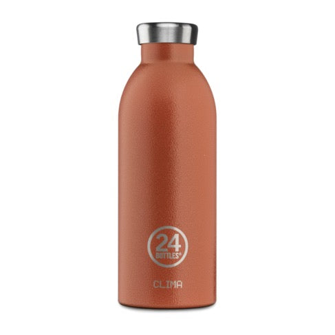 24 Bottles Clima 500ml - Sunset Orange - Born Store