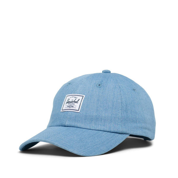 Herschel Supply Sylas Cap - Light Washed Denim
