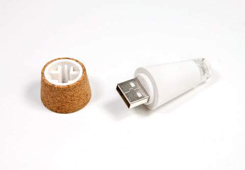 SUCKUK Rechargeable Bottle Light