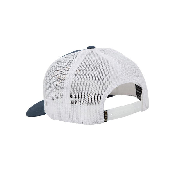 Dark Seas Murre Cap - Navy/white