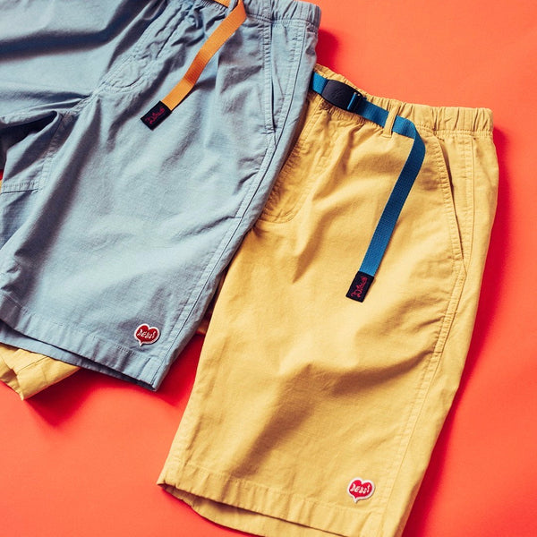 Deus Ex Machina X Gramicci Shorts - Super Lemon - Born Store