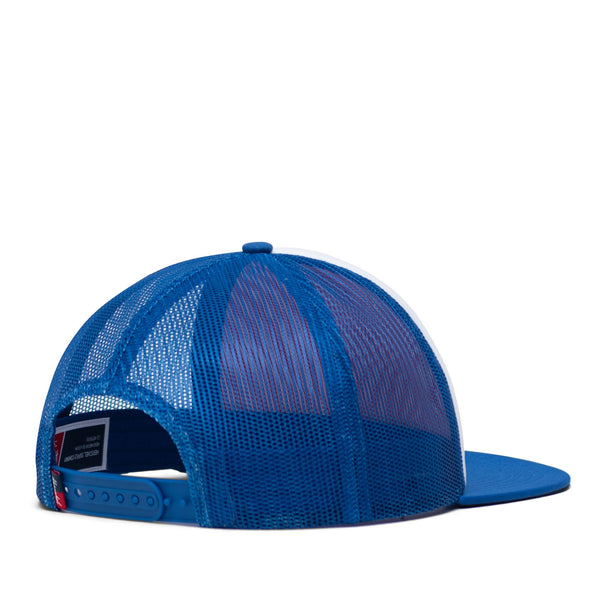 Herschel Supply Whaler Mesh Cap - Blue/White