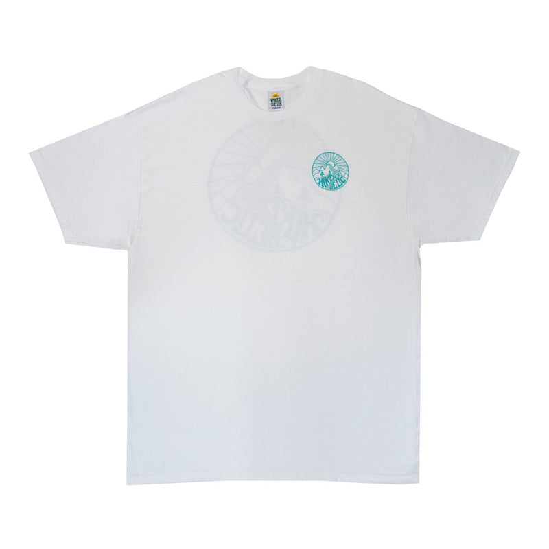 Hikerdelic Core Logo T- Shirt - White - Born Store