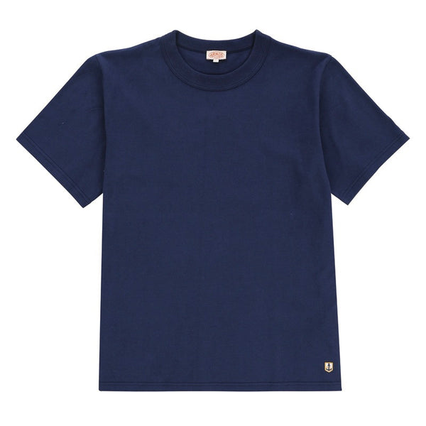 Armor Lux Classic Tee Shirt - Ink Blue - Born Store