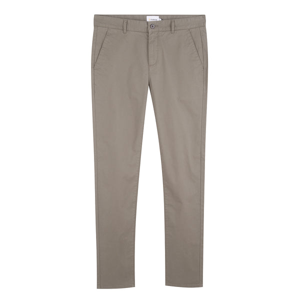 Farah Elm Chino Twill - Light Sand - Born Store