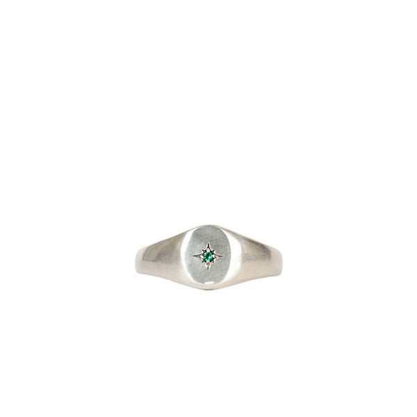 Serge Denimes Silver Envy Ring - Born Store