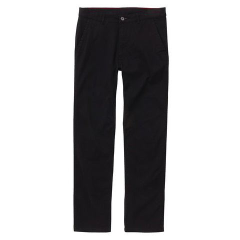 Asquith & Fox Slim Chino - Black