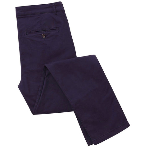 Asquith & Fox Slim Chino - Navy