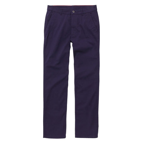 Asquith & Fox Slim Chino's - Navy