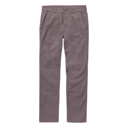 Asquith & Fox Slim Chino - Slate - Born Store