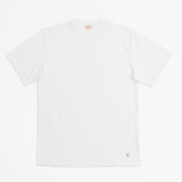 Armor Lux Classic Tee Shirt - White