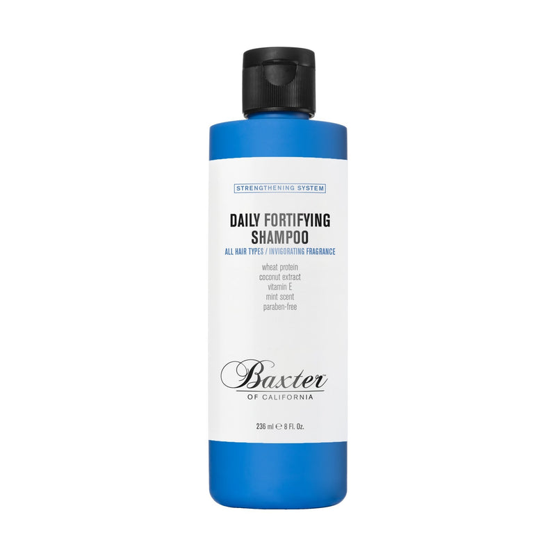 Baxter of California Daily Fortifying Shampoo (236ml) - Born Store