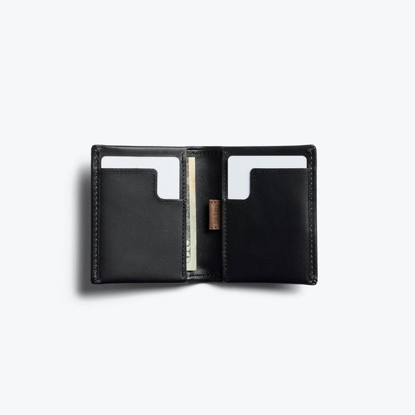 Bellroy Slim Sleeve Wallet - Black - Born Store