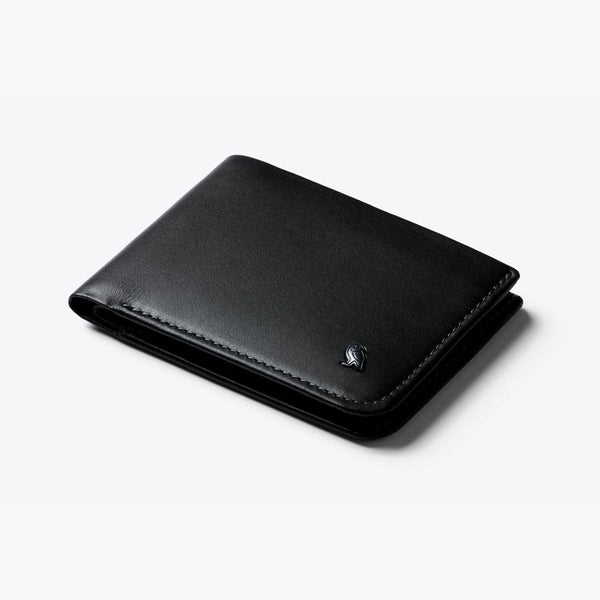 Bellroy Hide & Seek Wallet - Black - Born Store