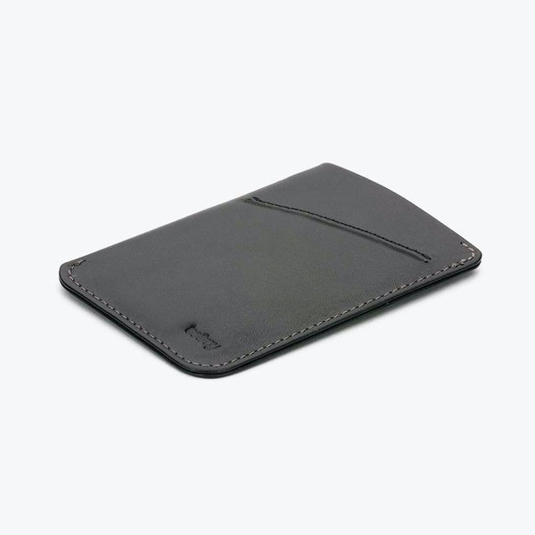 Bellroy Card Sleeve Wallet - Black - Born Store