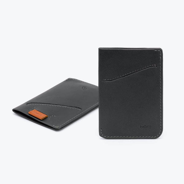 Bellroy Card Sleeve Wallet - Charcoal - Born Store