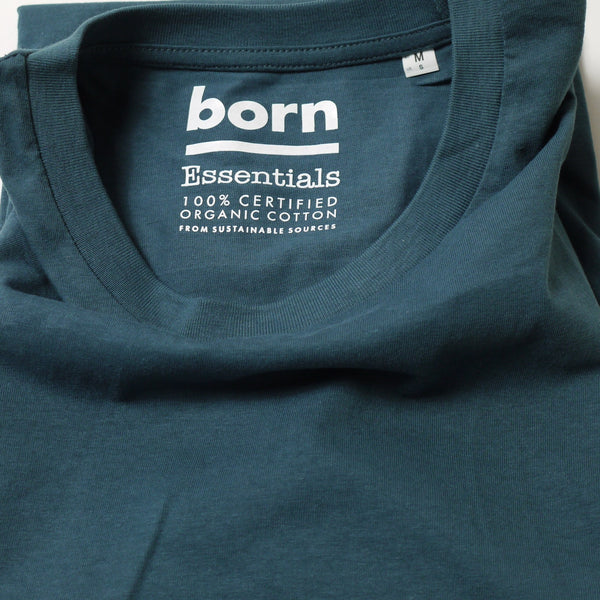 Born Essentials Organic Cotton Tee Shirt - Stargazer - Born Store