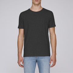 Born Essentials Organic Cotton S/S Tee Shirt - Black Denim