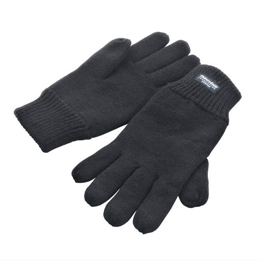 Born Thinsulate Gloves - Charcoal - Born Store