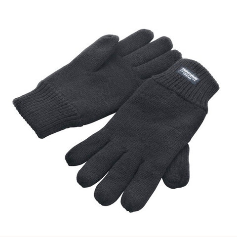 Born Thinsulate Gloves - Charcoal