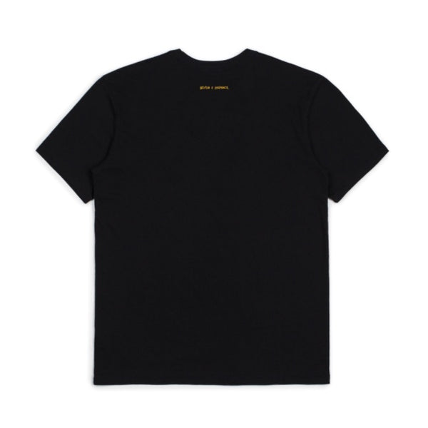 Brixton X Strummer Know Your Rights S/S Tee Shirt - Black - Born Store