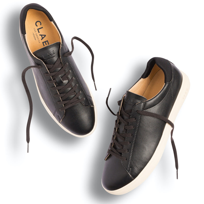 Clae Vegan Leather Bradley - Black - Born Store