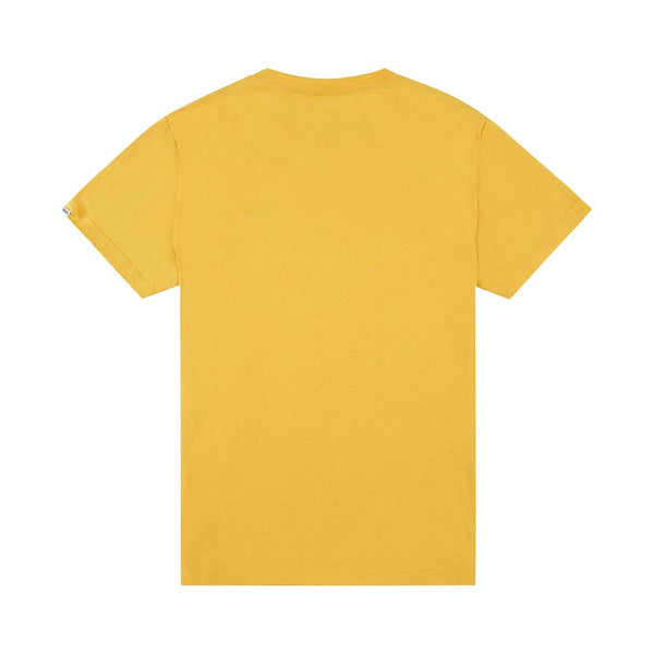 Deus Ex Machina Steve Shield Tee Shirt - Aspen Gold