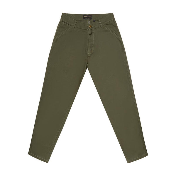 Deus Ex Machina Eric Work Pant - Forest Green