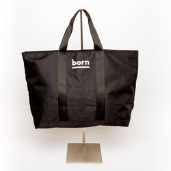 Born Weekender Tote - White - Born Store