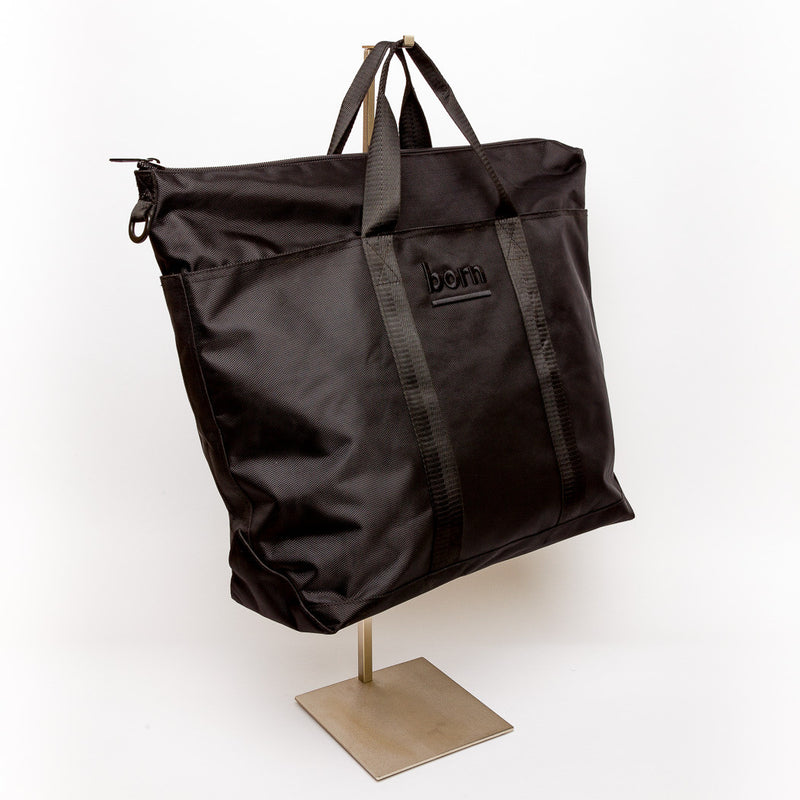 Born Weekender Tote - Black - Born Store