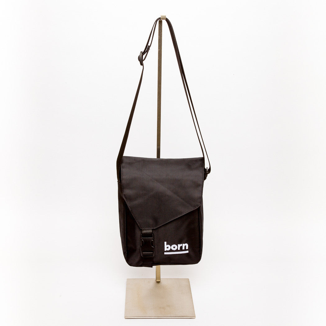 Born Day Tripper Bag - White