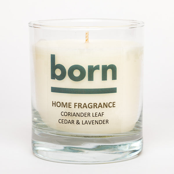 Born Candles - Coriander Leaf / Cedar & Lavender - Born Store
