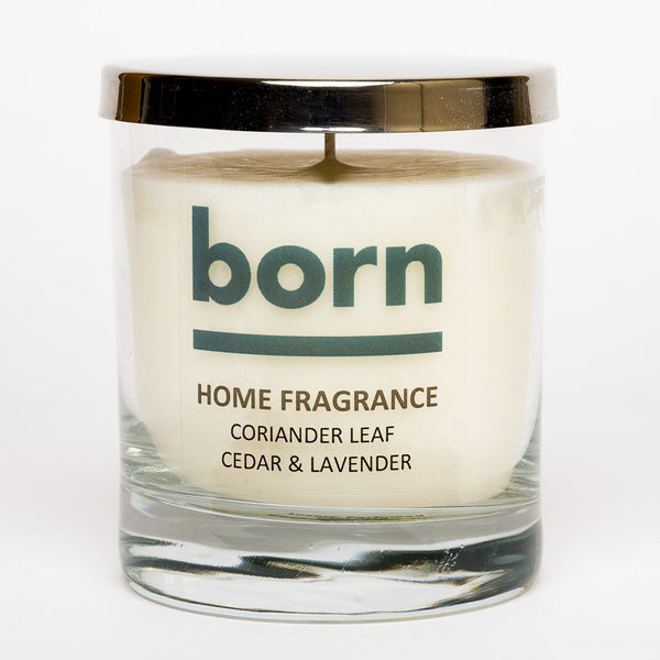 Born Candles - Silver Lids - Born Store