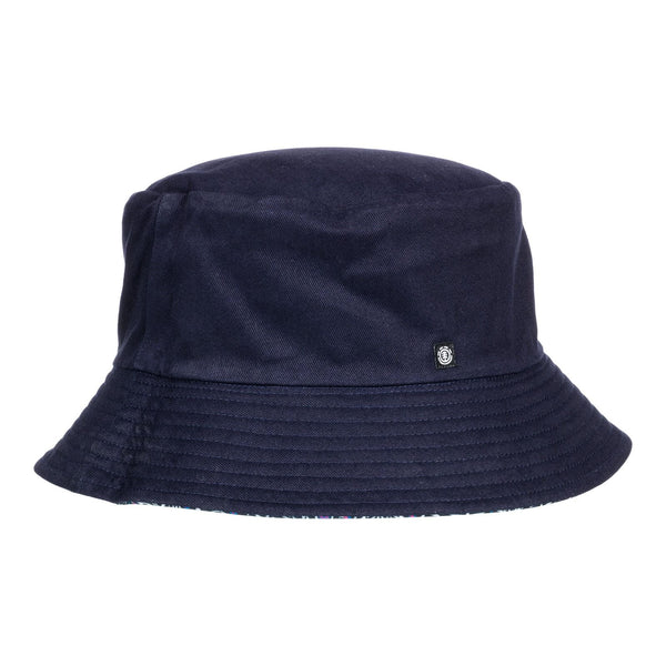 Element Tam Reversible Bucket Hat - Blue Maple