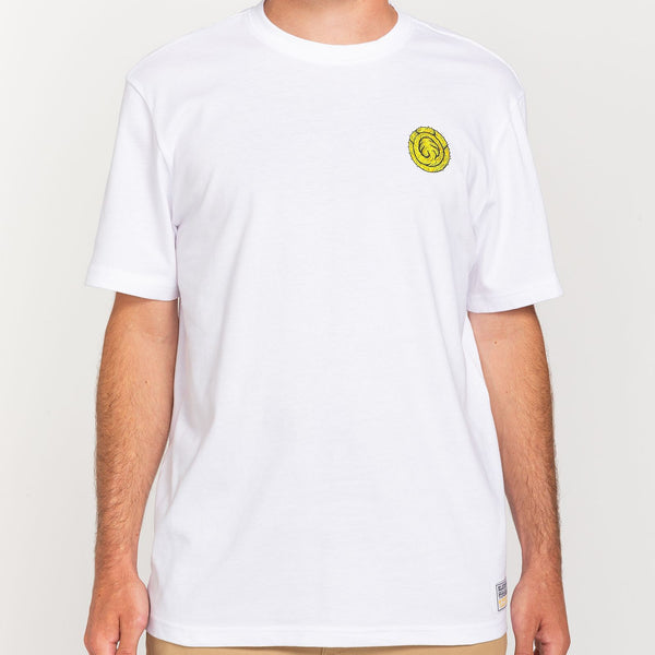 Element Timber! Vision Tee Shirt - White