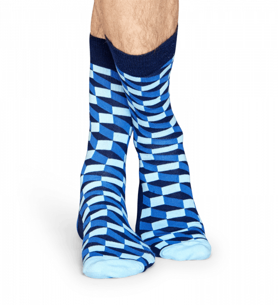 Happy Socks - Filled Optic - Born Store