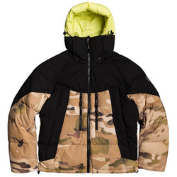 Griffin X Element Base Camp Jacket - Woodland Camo - Born Store