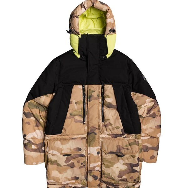 Griffin X Element Ascent Parka - Woodland Camo