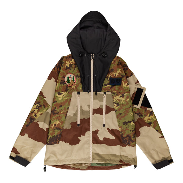 Griffin X Element Future Koto Reversible Parka - Camo