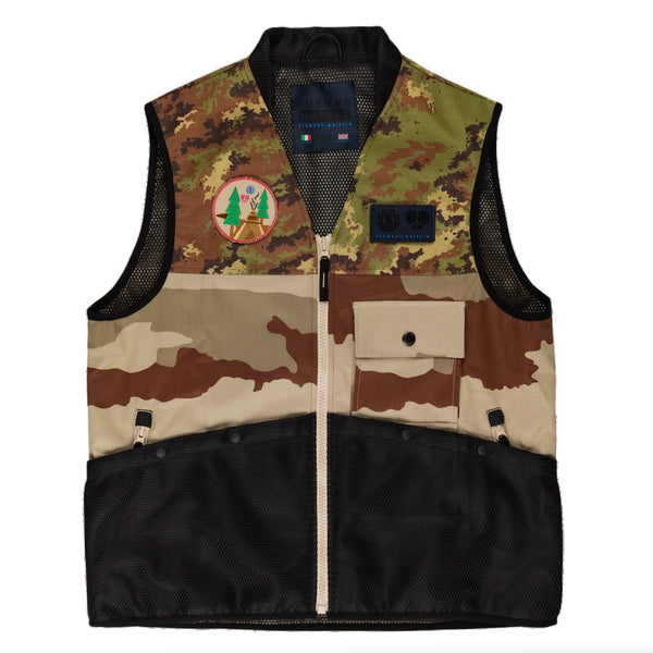 Griffin X Element Future Koto Utility Vest - Camo
