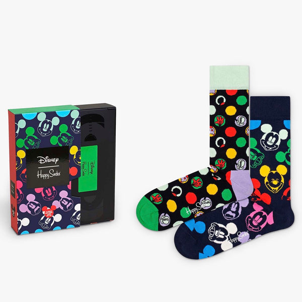 Happy Socks - Disney Gift Box (2 Pack) - Born Store