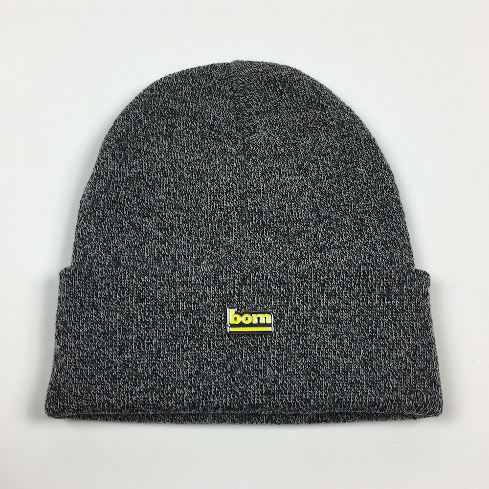Born Beanie - Antique Grey
