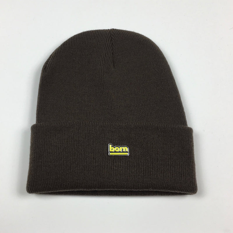Born Beanie - Chocolate - Born Store